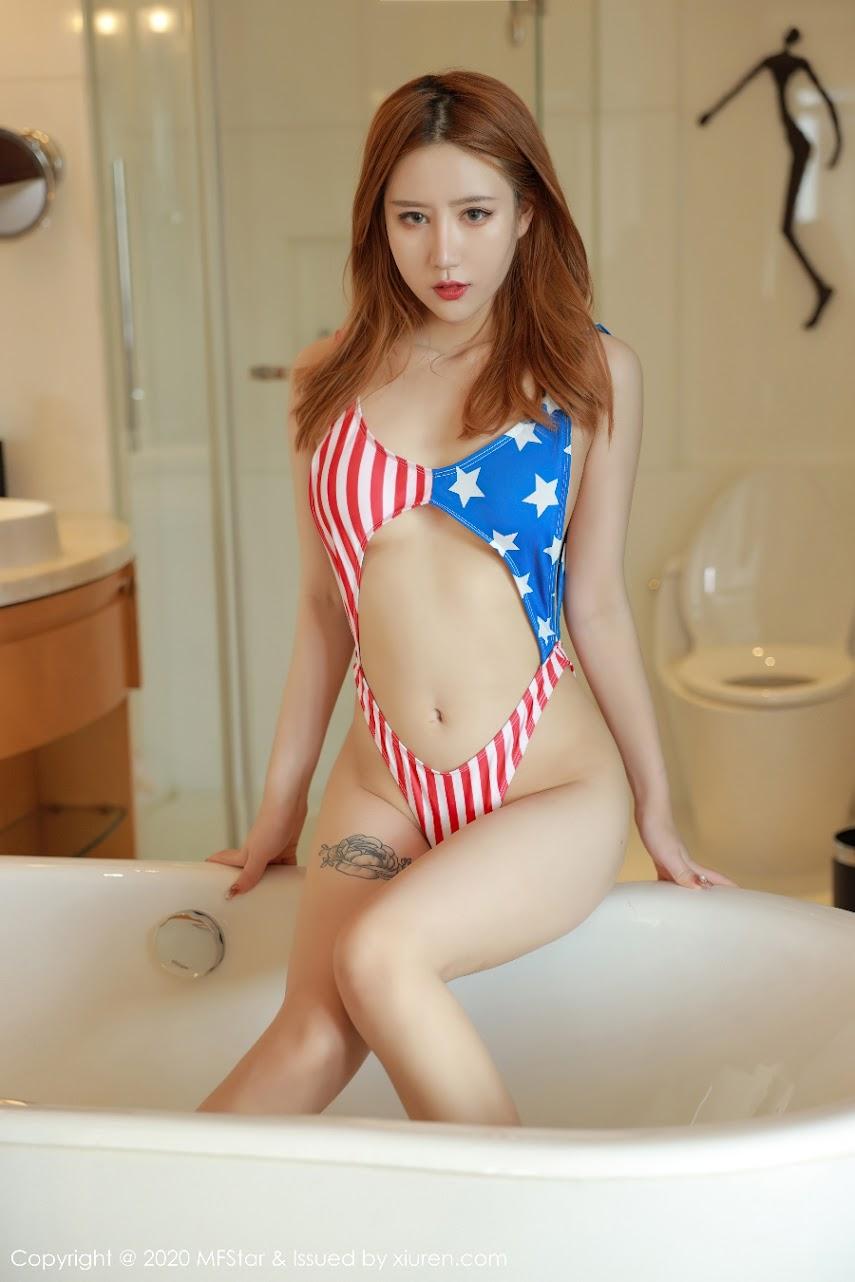 [MFStar] 2020-11-02 Vol.409 Zhang Xinxin sexy girls image jav